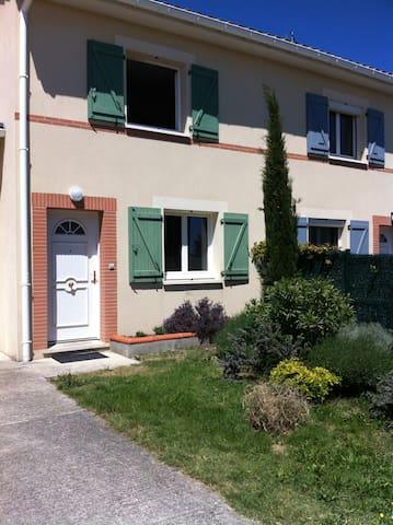 Loue maison avec jardin. - Grenade - Hus