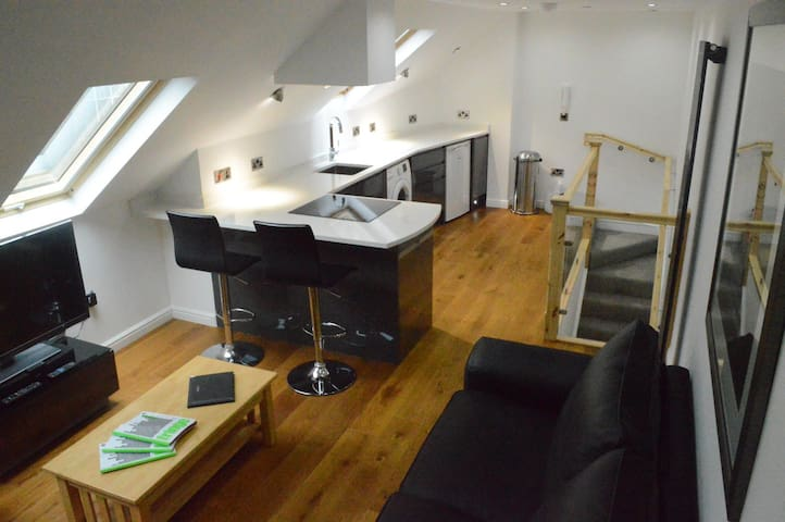 Luxury Apartment on The Royal Mile