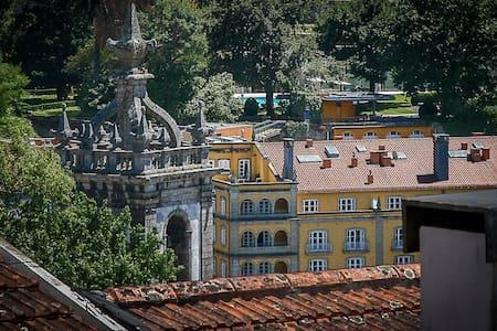Conforto no centro histórico - Amarante