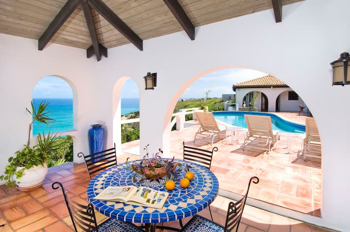 Luxury Villa - Best Views in the Caribbean!