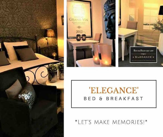 Experience comfort,hospitality&relaxation!