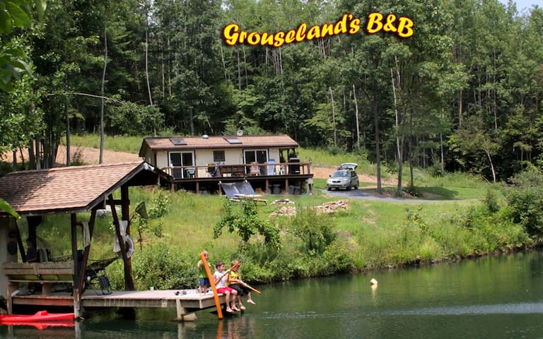 Grouseland's Bed and Breakfast
