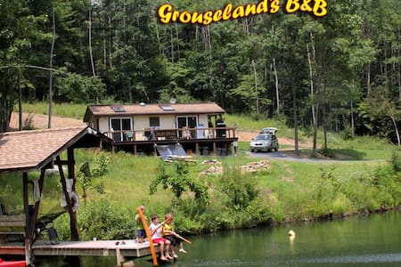 Grouseland's Bed and Breakfast - Clearville - Bed & Breakfast