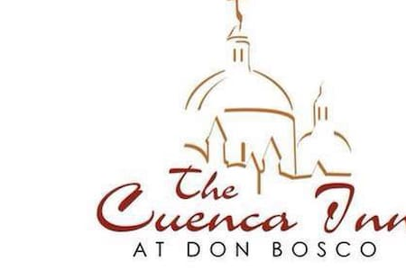 Cuenca inn at Don Bosco Courtyard 2 - เควงคา