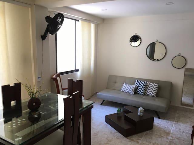 Apartamento en la Puerta de Oro de la Amazonia