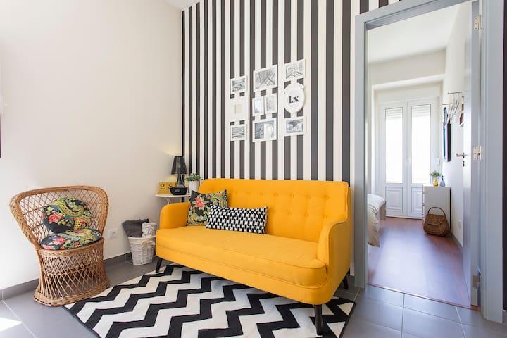 Graça Boutique Apartment - Lisbon center