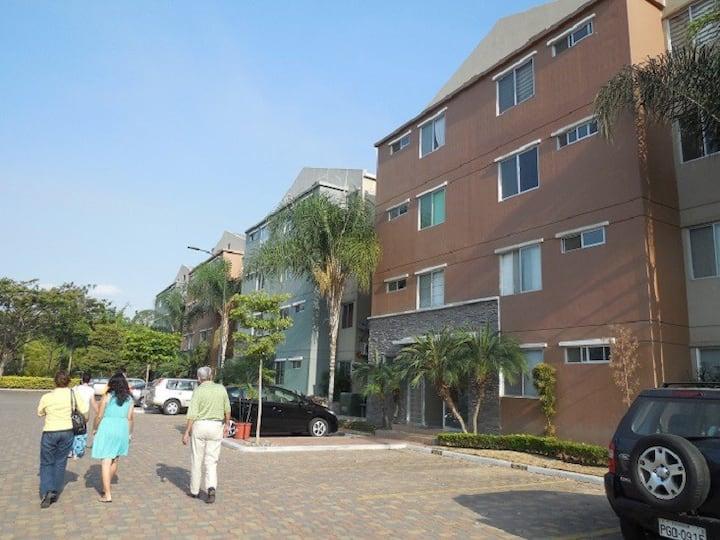 Apartamento Full amoblado (Fully furnished apt.)