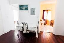 Large beachfront 2bedroom apt