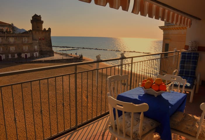 Casa Laura Beach&Town Apartment/// - Santa Maria di Castellabate - Appartement