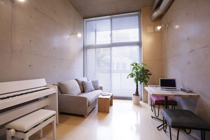 STYLISH ROOM in SHIBUYA with1GBwifi