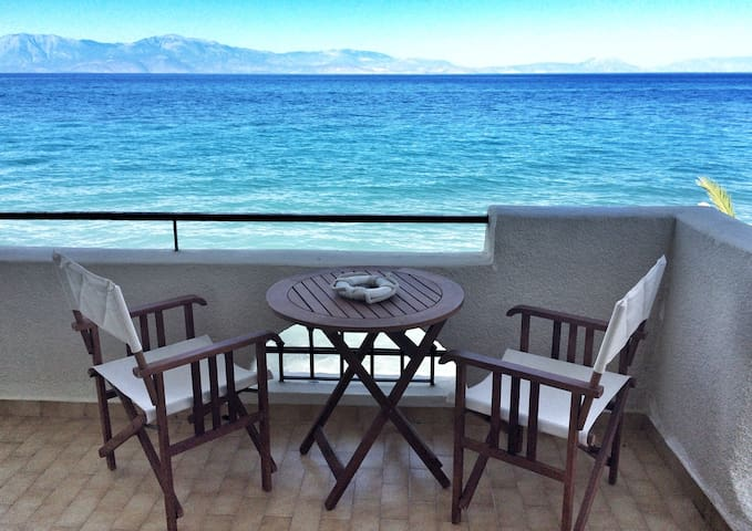 Sea View Apartment - Παραλία - อพาร์ทเมนท์