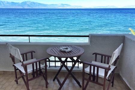 Sea View Apartment - Παραλία - Huoneisto