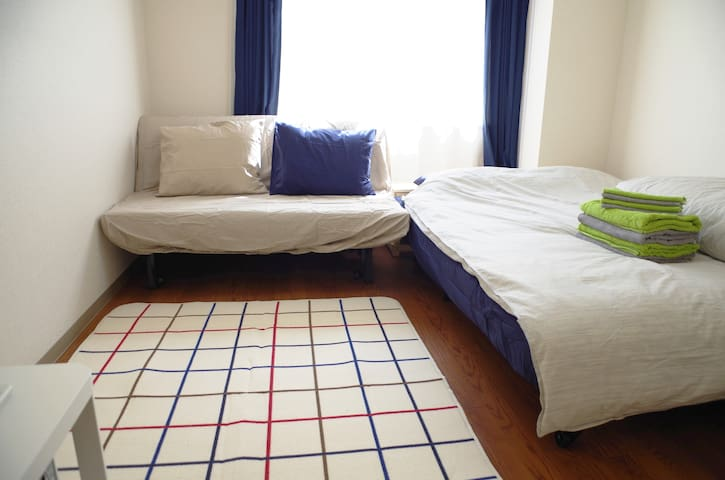 Compact and convenient room - Kita - Apartament