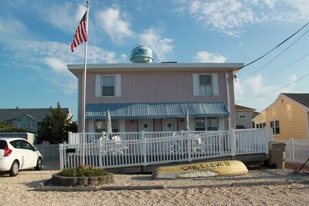 Cozy rental 1 block from ocean - Seaside Park - House