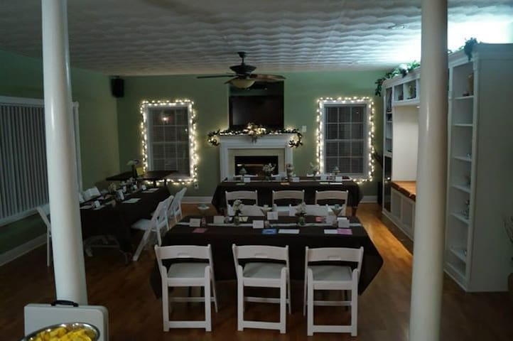 EVENT SPACE-DinnerPartyORPhotoShoot - Suffolk - Casa