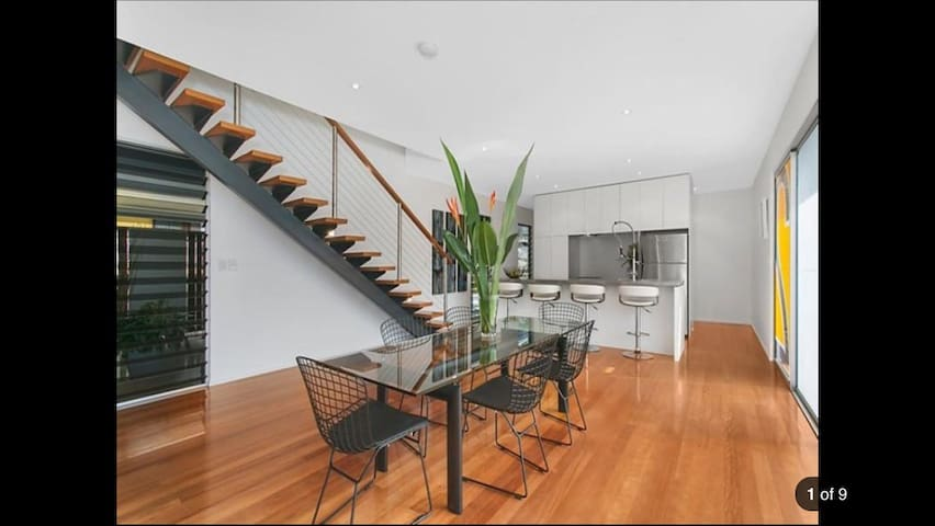 Modern house. Great location. - Morningside - Talo