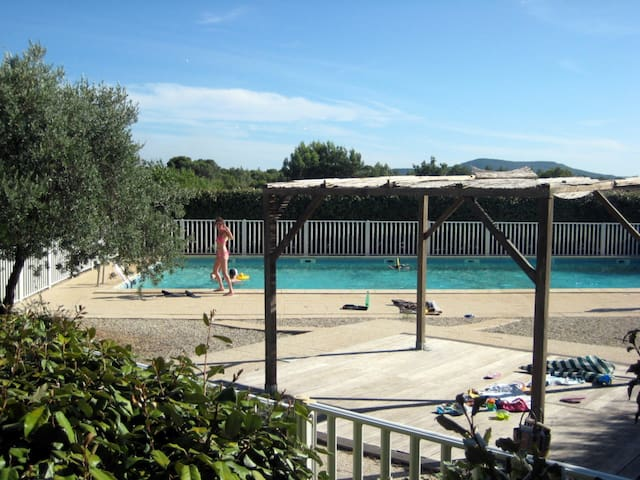 Maison de vacances sud Luberon - Mérindol - Feriehjem