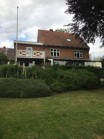 Villa i Hadsund ved Danmarks smukkeste fjord.