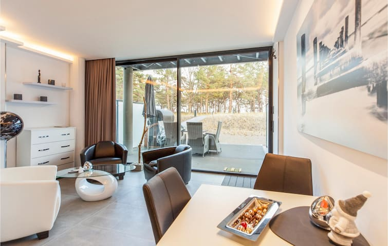 Holiday apartment with 1 room on 45m² in Binz