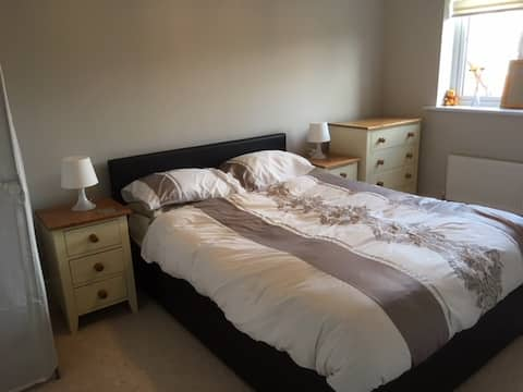 Double room with on-suite