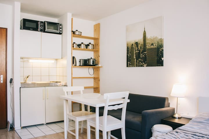 Cozy apartment in the heart of Darmstadt