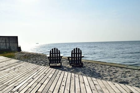 Beautiful Bay Front Property - Fire Island Pines - Fire Island, PInes