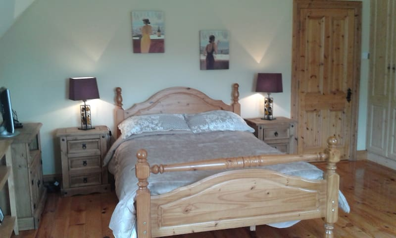 Peaceful and scenic countryside - Naas - Bed & Breakfast