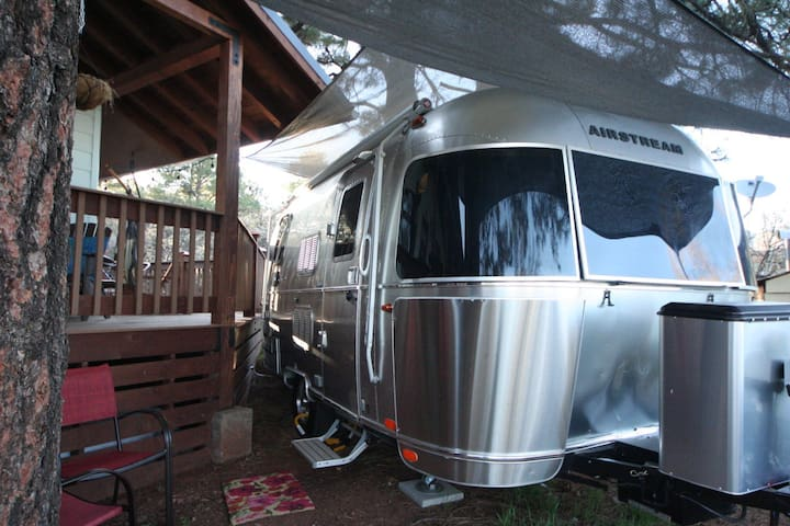 Warm & Cozy Airstream Imperio