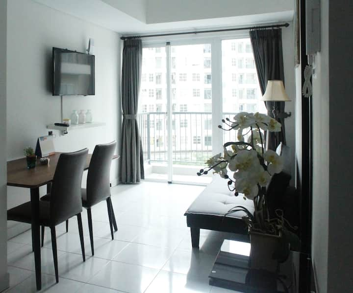 Comfy Apartment in Casa de Parco BSD near ICE/AEON