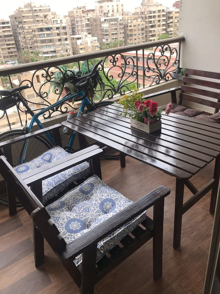 2 bd luxurious boutique apartment in Heliopolis