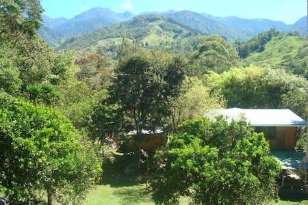 Chirripo Mountain House
