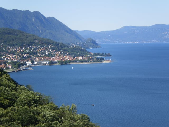 landing on the lake - Luino - Apartemen