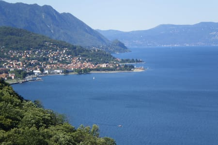 landing on the lake - Luino - Wohnung