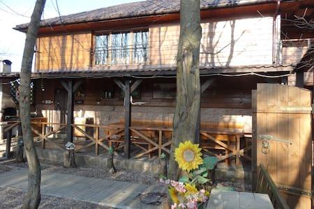 Агроусадьба Амбер 1 - Ratamka - Natur-Lodge