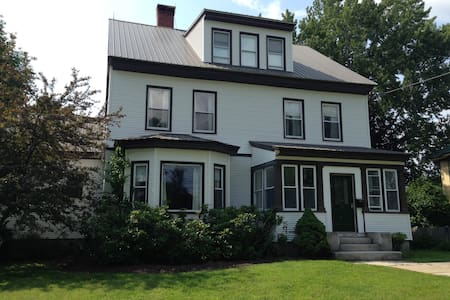 Historic home in quaint village - Fryeburg