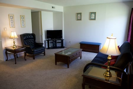 Cozy 2BD condo near OU - Norman