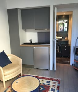 agréable studio a10mn de La defense - Apartamento