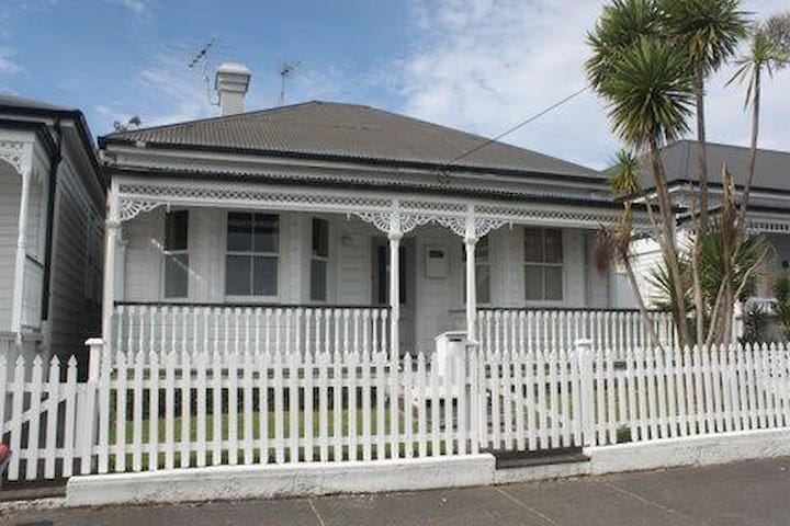 Central Ponsonby Character - Auckland - Haus