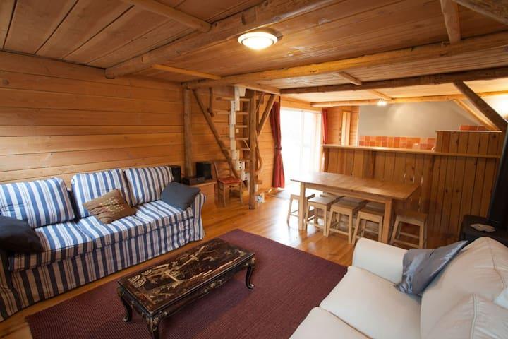 """""""La Bergerie"""" - a 3 bedroom gite in Provence - La Roche-sur-le-Buis - Hus"""