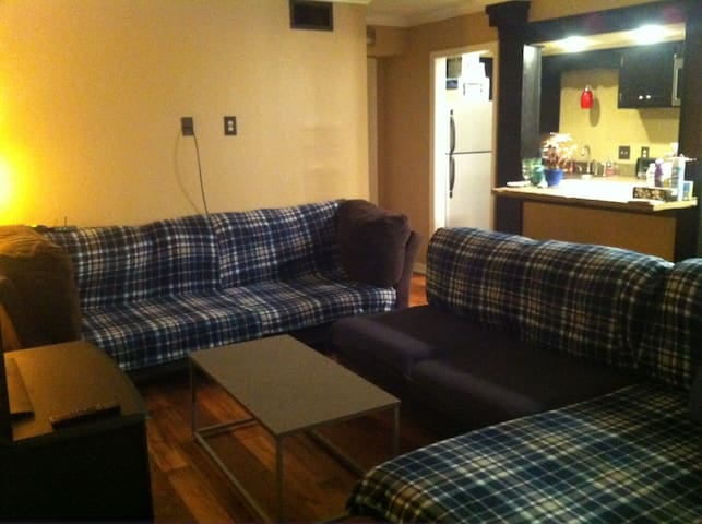 Cozy & Clean Little Getaway!!! - Alexandria - Apartment