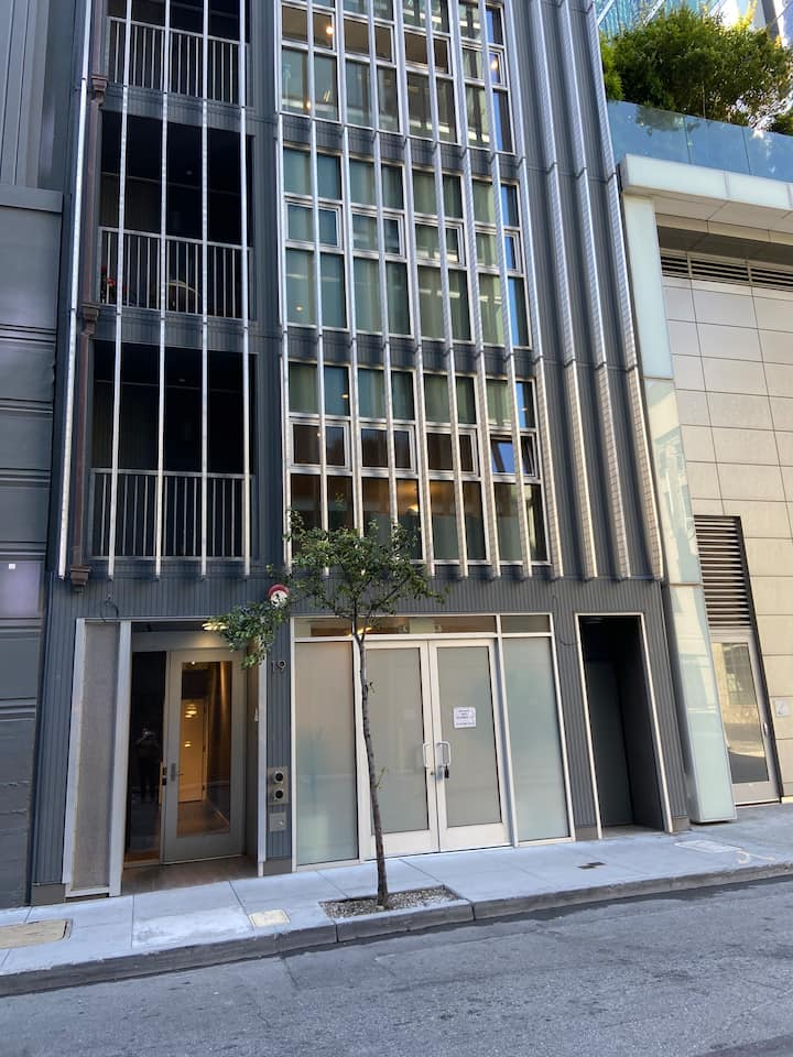 Full floor Condo in a new boutique building