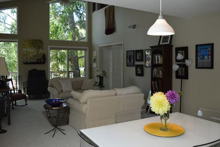 Large Clean Bedroom with Private Bath - San Mateo