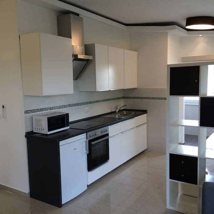 luuxus appartment mit klimaanlage appartamenti in affitto a teltow brandeburgo germania. Black Bedroom Furniture Sets. Home Design Ideas