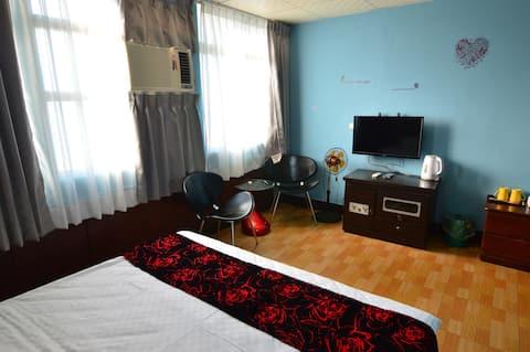 單床雙人套房1