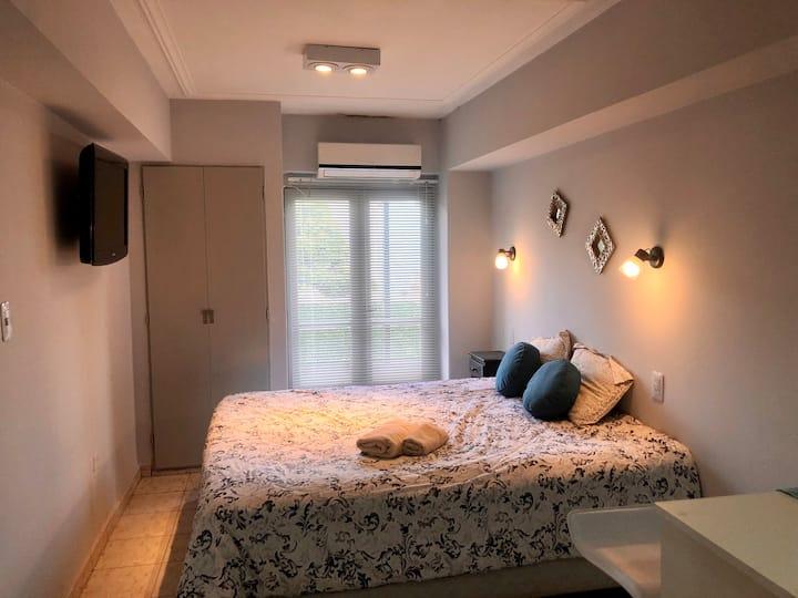 Luminoso   Y confortable monoambiente
