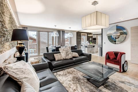 Apartement Oxalys