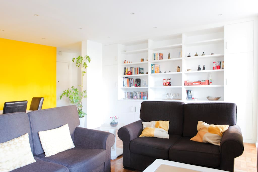 Frei Miguel Contreiras Apartment
