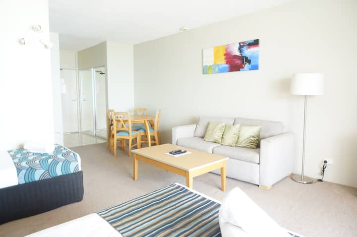 Ocean View | Studio Room | Central Airlie Beach