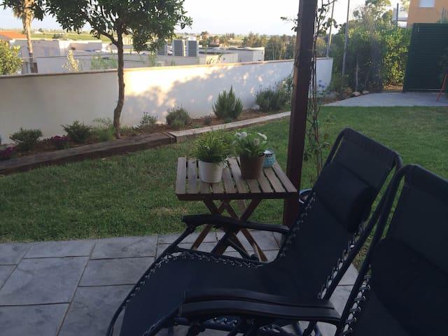 Casa L'Ampolla,Delta del Ebro. Muy cerca del mar