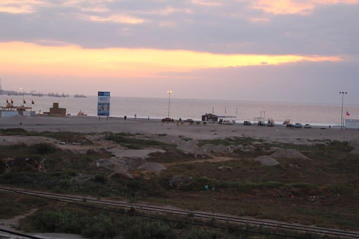 Departamento con vista a la playa - Arica - Condomínio
